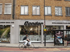 Picture of Condor Cycles, WC1X 8PP