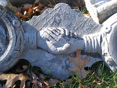 (Ashley Roberson) Tags: cemetery pine hand grove nh salem