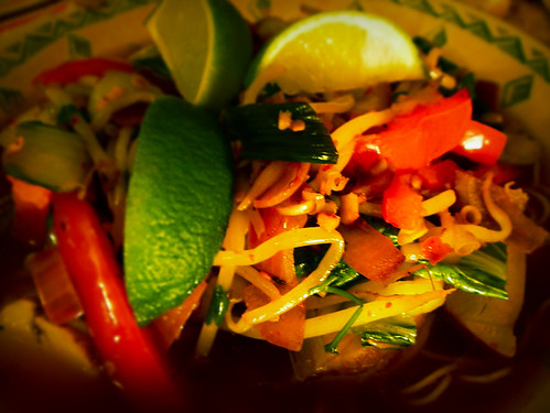 Day 171 - Spicy Noodle Soup