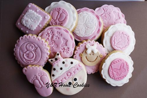 çocuk doğum günü kurabiyeleri