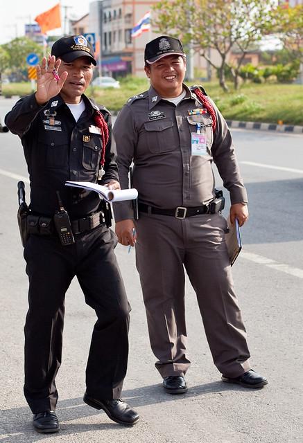 The Royal Thai Police สำนักงานตำรวจแ   Flickr