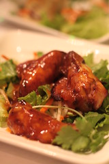 Miss Saigon - chicken wings