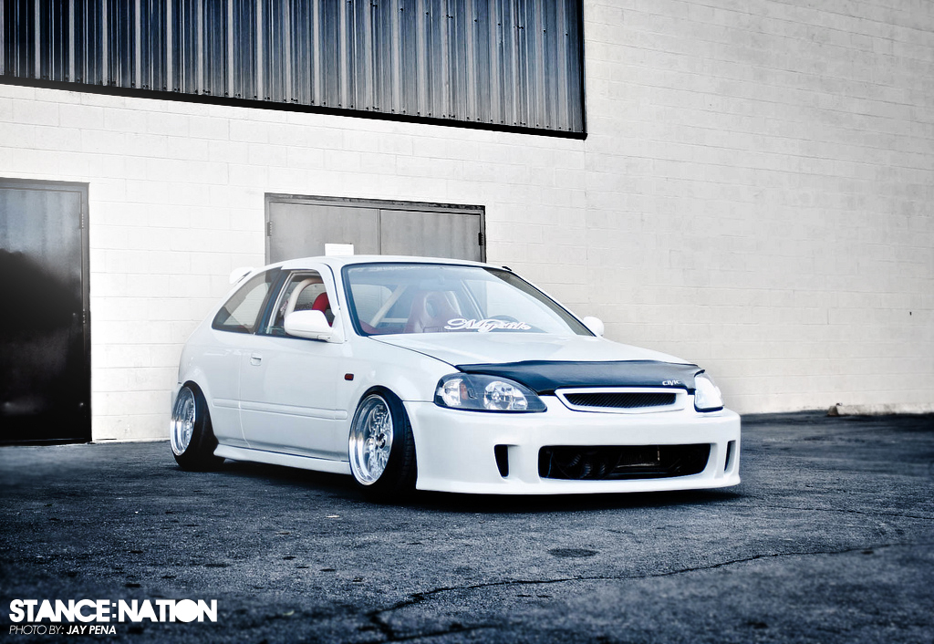 How To Reupholster >> Bagged Honda? | StanceNation™ // Form > Function