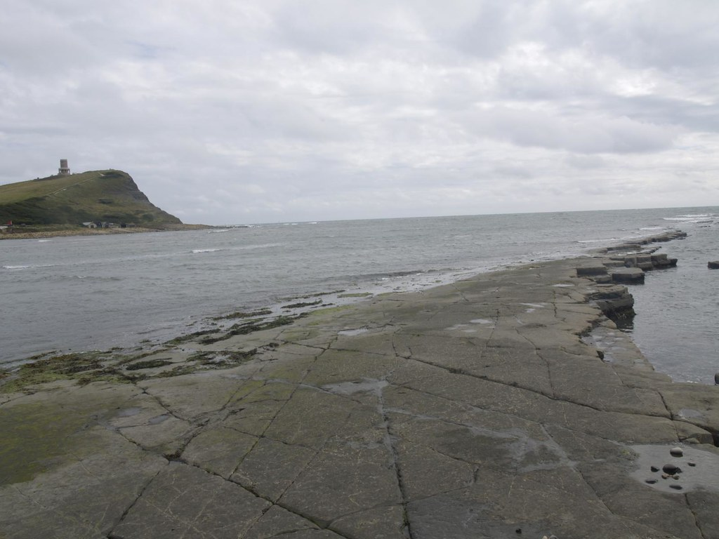 Kimmeridge Bay Car Park