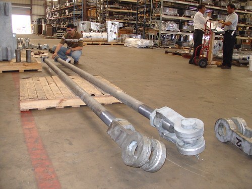 Custom Variable Springs for Power Plant