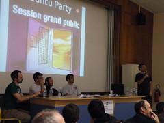 Session Grand Public