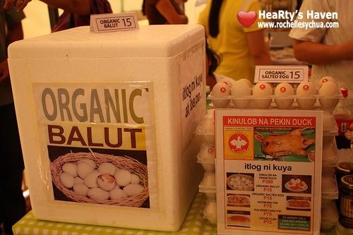 organic eggs mercato
