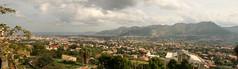 Paesaggio della Conca d'Oro, Palermo