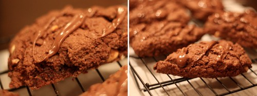 Nutella Scones - Baked Explorations - Project Domestication Blog - BADED Sunday Mornings