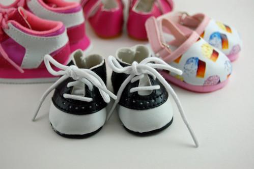 AG Saddle Shoes