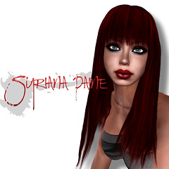 Syriana0003 (Cole Delpiaz) Tags: red music black dance paint dj vinyl diva paine whilte syriana