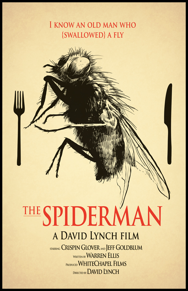 David Lynch - Spiderman