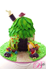 Fairy House Magic! (Bella Cupcakes (Vanessa Iti)) Tags: magic fairy fairyhouse bellacupcakes
