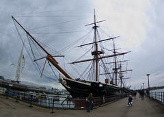 HMS Warrior - Copyright R.Weal 2010