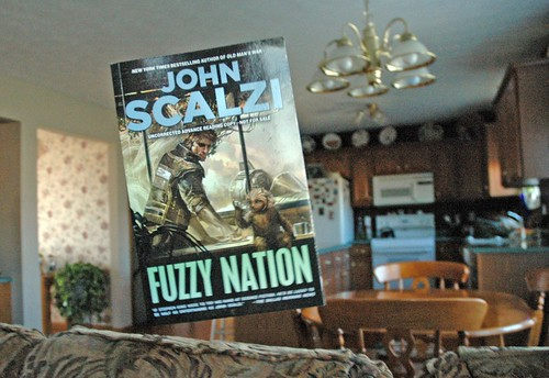 Hey! I'm Giving Away a Fuzzy Nation ARC! – Whatever