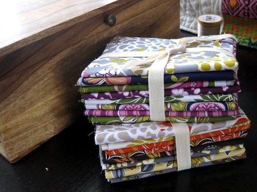 High Society Fat Quarter Sets