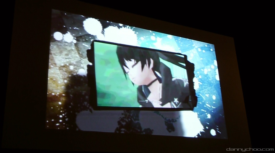 Black Rock Shooter PSP