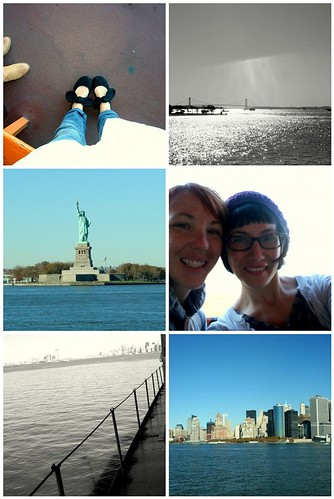 201 New York - Day Three: Staten Island Ferry