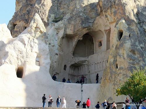 Dark Church, Goreme Open Air Museum, Cappadocia
