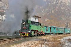 BDZ 2-10-2T 609 76 near Dolene, Bulgaria, February 19, 2007 (Ivan S. Abrams) Tags: train railway bulgaria railways ivansabrams abramsandmcdanielinternationallawandeconomicdiplomacy ivansabramsarizonaattorney ivansabramsbauniversityofpittsburghjduniversityofpittsburghllmuniversityofarizonainternationallawyer
