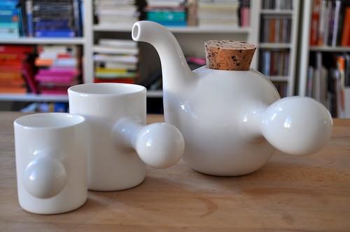 it's tea time, darling!