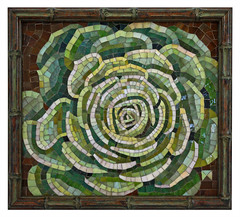 Donna Van Hooser (Lin Schorr) Tags: art mosaic giving fundraising donations mdecinssansfrontires doctorswithoutborders onlineauction mosaicart linschorr artdonations linschorrcom mosaicauction mosaicdonations