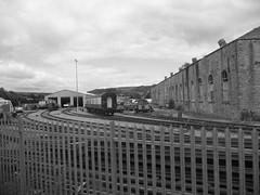 Weardale railway 3 (seanofselby) Tags: heritage yard engine railway goods line auckland bishop stanhope sheds wolsingham frosterley weardale
