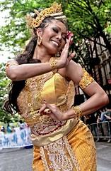 NYC10022/ (Glenn Losack, M.D.) Tags: manhattan dancer korea parade korean streetphotographer