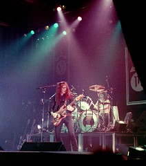 Fast Eddie Clarke Motorhead 1982