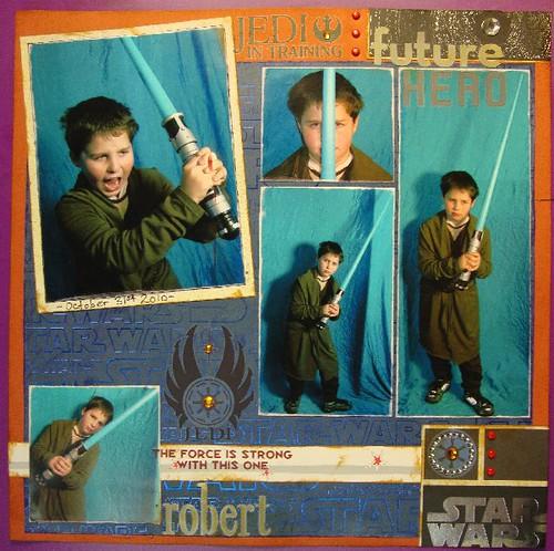 Jedi Robert