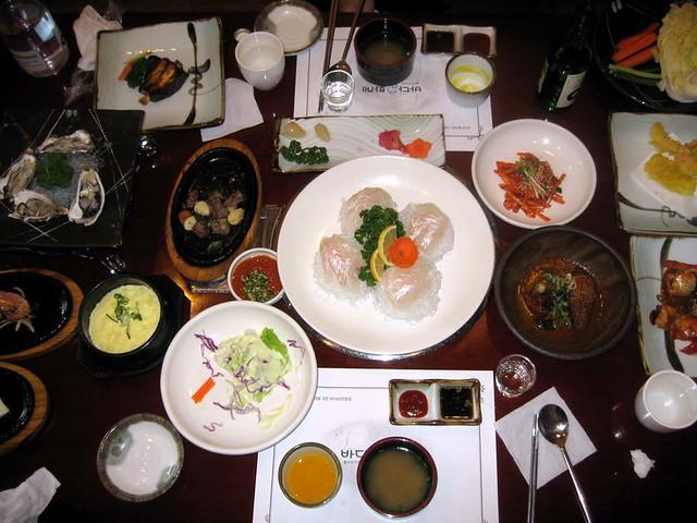 Sushi restaurant(Nov.28,10)