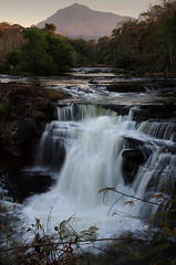 Cascades in the Last Daylight (fuerst) Tags: travel holiday river waterfall southeastasia sdostasien wasserfall urlaub laos fluss reise tadlo bolavenplateau lastsunlight canoneos1000d