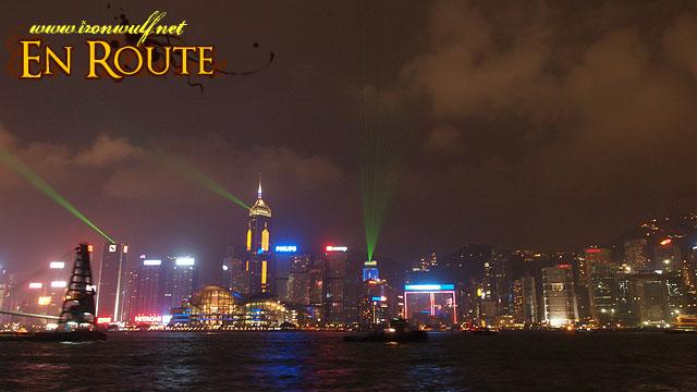 HK Symphony of Lights Show