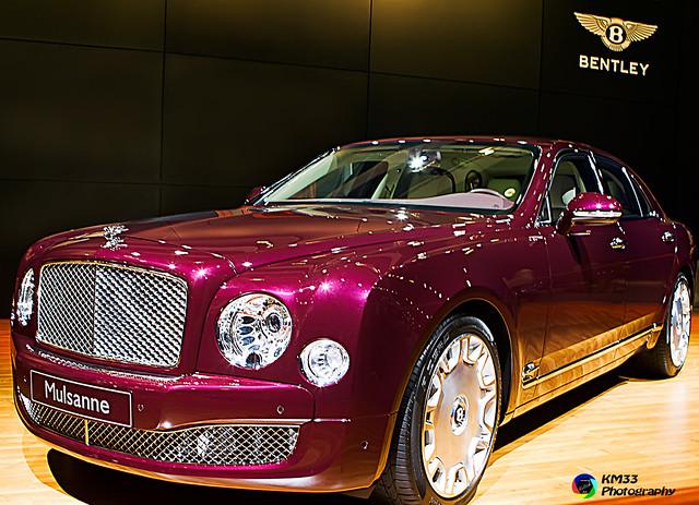 bentley mulsanne qatarmotorshow