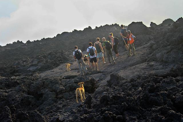 Hiking Pacaya - Guatemala