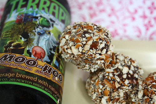 Chocolate Beer Truffles