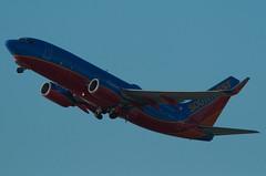 N456WN leaving San Diego (SBGrad) Tags: nikon sandiego boeing nikkor d2h 737 southwestairlines alr 2011 ksan tc17eii 300mmf28dii aerotagged aero:man=boeing aero:model=737 aero:series=700 aero:airline=swa n456wn aero:airport=ksan aero:tail=n456wn