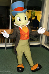 Jiminy Cricket (No Longer Meets Here)
