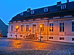 Das Lendelhaus zu Werder (Havel)