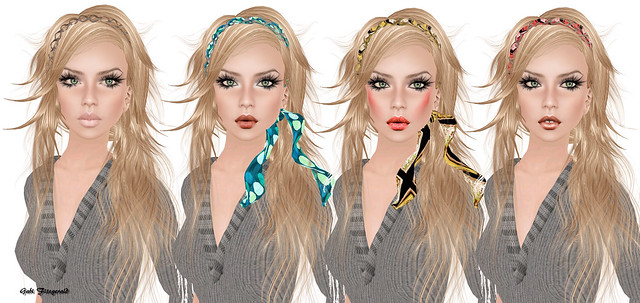 kozmetika freebies pididdle - foxy avatar skin new - d!va gg hair
