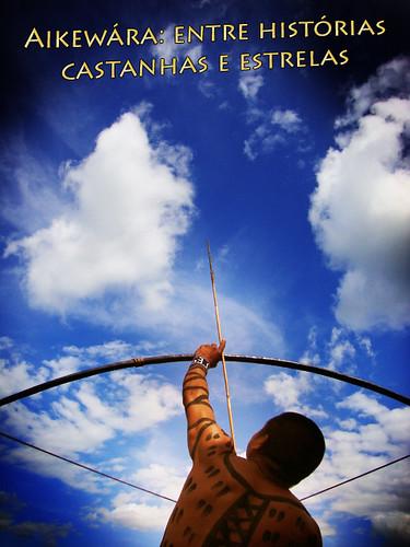 Flecha no céu.