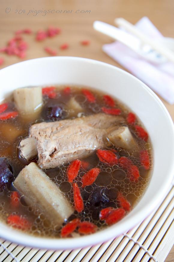 Burdock Soup 牛蒡汤 3