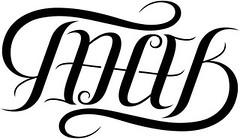 """Jacek"" Ambigram"