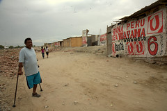 Campagna elettorale (South America_2011) Tags: perù riso piura canonef24105mmf4lisusm sudamrica ugopanella campagnaelettoralefavelaspanellasullanaperùrisorisaievietnamcanon5d