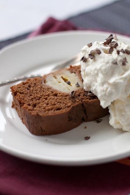 Banaani-šokolaadikook / Banana chocolate cake