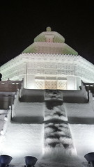 第62回雪祭り ライトアップ2