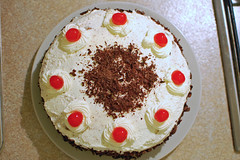 Black Forest Cake (su-lin) Tags: food cake cherry dessert blackforest schwartzwalder kirschtorte