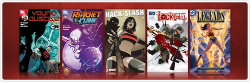 Digital Comics - 2/16