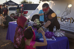 """Spooky Sweets and Halloween Treats were Offered at MCAS Yuma Annual """"Trunk or Treat"""" Event (Christian.Cachola) Tags: marine combat headquarters office united states usmc station air camera public corps halloween trick treat us affairs pao sweets marines arizona squadron yuma trickortreat trunk or spooky mcas"""