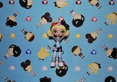 Kuu Kuu Harajuku G Background (BattyCollector) Tags: kuu harajuku kuukuuharajuku gwen stefani g kawaii mattel toy toys doll dolls figure figures